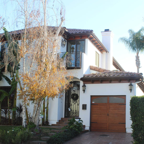 Modern | Spanish Style, Green Leaf st., Sherman Oaks, CA, 91424