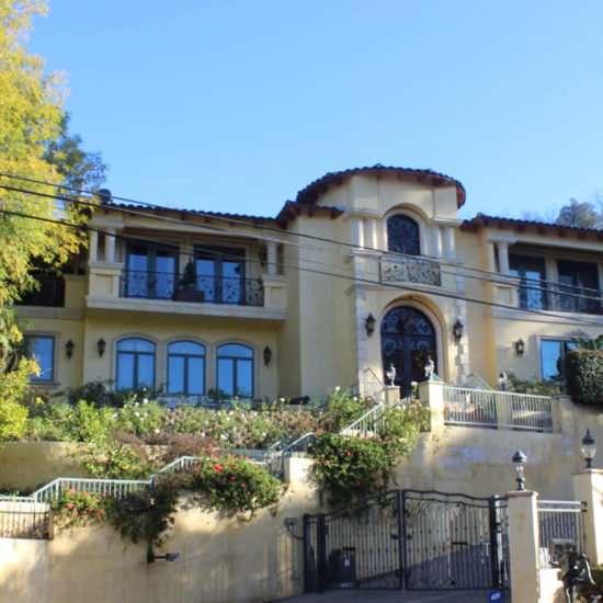 Tuscany Style House, Valley Vista Blvd, Sherman Oaks, CA 91403